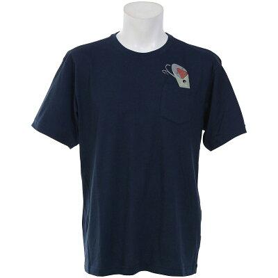 コロンビア Columbia ブラフブラシュTシャツ 464/CollegiateNavy PM1391 メンズ