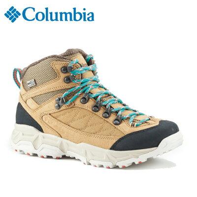 Columbiaコロンビア YL5446 CRESCENT PEAK OUTDRY トレッキングシューズ 登山