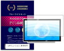 高硬度9Hフィルム ブルーライトカット レボリューション ZM-DV16TV