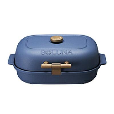 ドウシシャ DOSHISHA 焼き芋メーカー たい焼きプレート付 ベイクフリー TFWBK-103 ブルー