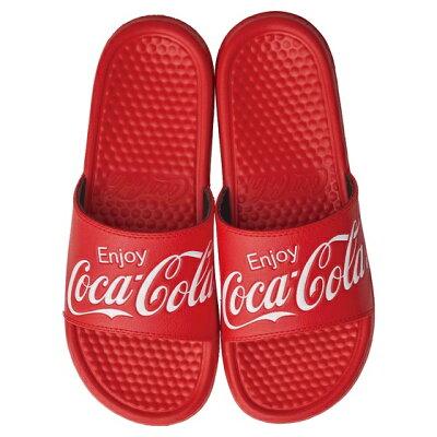 コカコーラ Coca-Cola シャワーサンダル メンズ レディース E3 CC19CS3