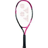 Yonex テニスラケットジュニア 硬式テニス用ラケット3~5歳向け EZONE Eゾーンジュニア23張り上り17EZJ23Gスマッシュピンク