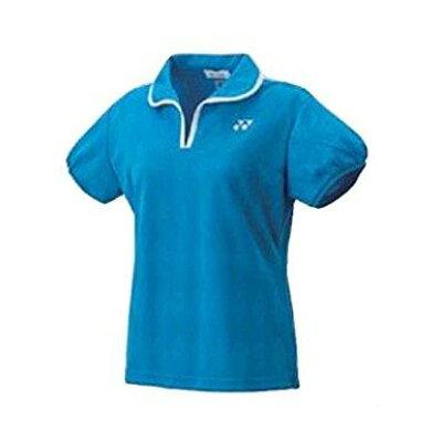 ヨネックス ウィメンズゲームシャツ 20437 色 : インフィニットブルー サイズ : M