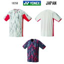 YONEX ヨネックス メンズゲームシャツ フィットスタイル 10258 バドミントゲームシャツM
