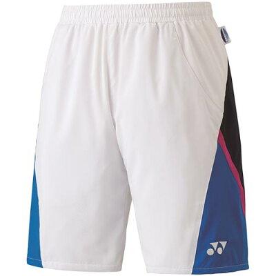 ヨネックス YONEX テニスウェア ユニセックス ユニハーフパンツ 15070-011 2018SS