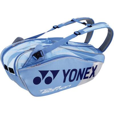 ヨネックス ラケットバッグ6 リュックツキ BAG1802R 色 : クリアーブルー