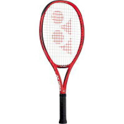 ヨネックス テニスジュニアラケット ジュニア ガット張り上げ済 VCORE 26 Vコア 26 18VC25G