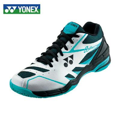 YONEX SHB830MD/551 ヨネックス パワークッション830ミッド カラー:ホワイト/ミント サイズ:26.0