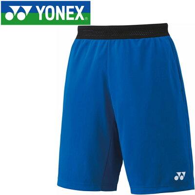 ヨネックス YONEX バドミントンウェア メンズ ニットハーフパンツ 15075 2019SS