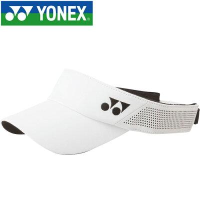 ヨネックス YONEX テニスウェア レディース サンバイザー 40057 2019SS