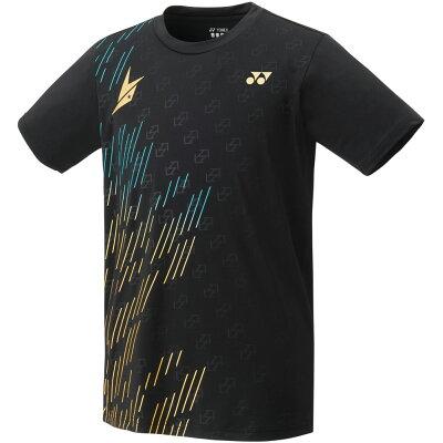 ヨネックス メンズドライTシャツ 16419 色 : ブラック サイズ : L