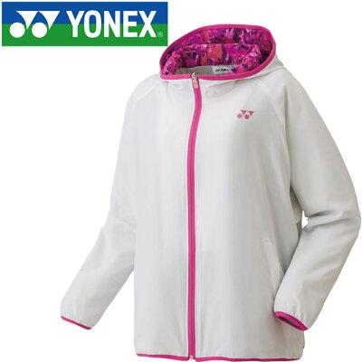 YONEX バドミントンウェア 裏地付ウィンドウォーマーシャツ 78056
