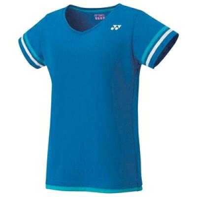 ヨネックス ウィメンズドライTシャツ 16377 色 : ブルー サイズ : L
