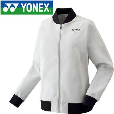ヨネックス ウィメンズウィンドウォーマーシャツ 78054 色 : ホワイト サイズ : S