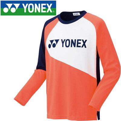 YONEX ユニセックス ライトトレーナー フィットスタイル 31034