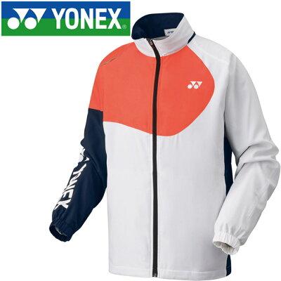 YONEX テニスウェアス 裏地付ウィンドウォーマーシャツ 70068