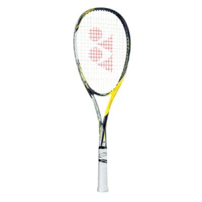 YO-FLR5S711-UXL1 ヨネックス ソフトテニスラケット エフレーザー5S レーザーイエロー・サイズ:UXL1・ガット未張上げ YONEX F-LASER 5S