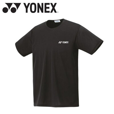 ヨネックス ユニドライティーシャツ 16500 色 : ブラック サイズ : SS