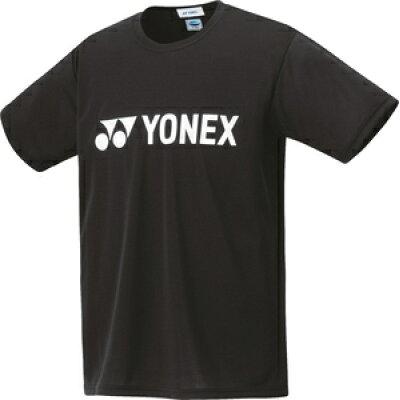 ヨネックス ユニドライティーシャツ 16501 色 : ブラック サイズ : SS