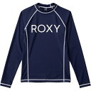 ROXY  レディースラッシュガード RASHIE L/S レディース NVY RLY191020