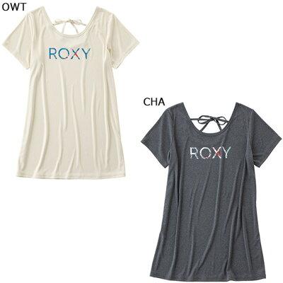 ロキシー ROXY ラッシュ Tシャツ BOTANICAL LOGO DRESS Pullover Rash Guard RLY191029 OWT