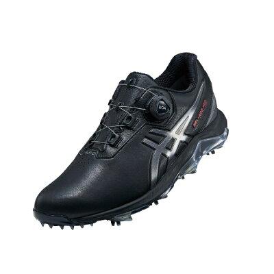 1113A002 001BKCRB270 アシックス メンズ・ソフトスパイク・ゴルフシューズ ブラック×カーボン・27.0cm asics GEL-ACE PRO 4 BOA