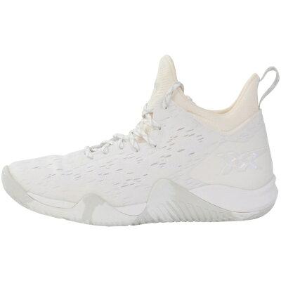 アシックス asics メンズ バスケットボールシューズ BLAZE NOVA ホワイト/ホワイト 1061A020 100