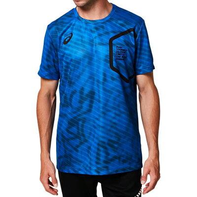 アシックス Tシャツ メンズ ユニセックス LIMO グラフィックSSトップ asics 2031A639