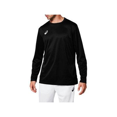 アシックス メンズ トレーニング Tシャツ 長袖 丸首 OPロングスリーブトップ ロンティー 吸汗速乾 2031A663 asics