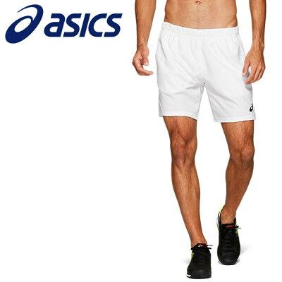 アシックス テニス CLUB ショーツ メンズ 2041A072-100