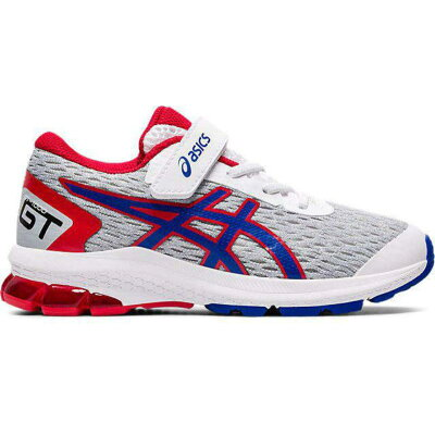 アシックス asics GT-1000 9 PS 1014A151 WHITE/ASICS BLUE 17.0cm