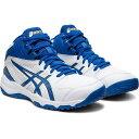 アシックス DUNKSHOT MB 9 バスケットボールシューズ ジュニア 1064A006-101