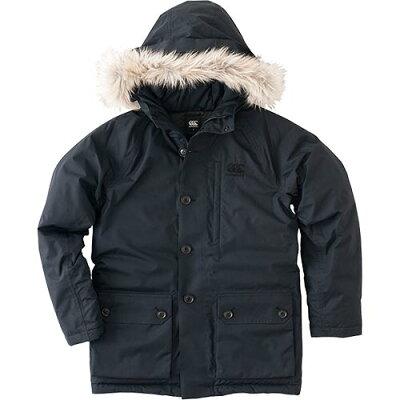 カンタベリー canterbury メンズ インバーカーギル ダウンミドルコート INVERCARGILL DOWN MIDDLE COAT ブラック RA79572 19