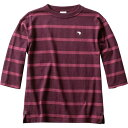 カンタベリー canterbury レディース 3/4スリーブ クルーネックシャツ 3/4SLEEVE CREW NECK SHIRT マルーン WA49708 69