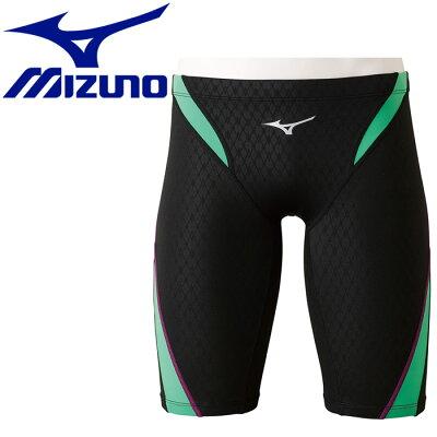 MIZUNO ミズノ AVハーフスパッツ N2MB8040 カラー:97 サイズ:S