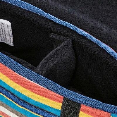 CHUMS Small Camera Shoulder Bag Sweat Nylon カメラバッグ CH60-2668