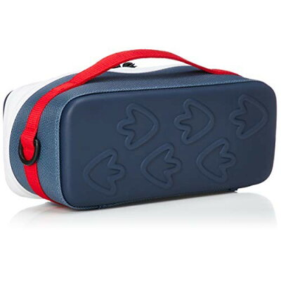チャムス Booby Multi Hard Case S Two Tone Navy