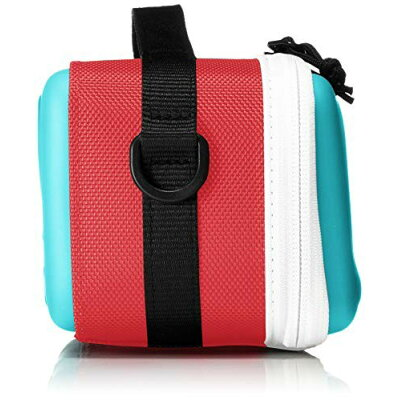 チャムス Booby Multi Hard Case S Teal Red