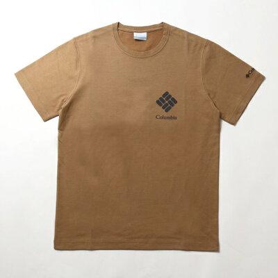Columbia コロンビア タク フォーク ショート スリーブ Tシャツ Men's M 257 PM1896
