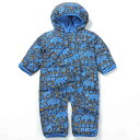 Columbia コロンビア SNUGGLY BUNNY BUNTING スナッグリー バニー バンティング kid's 12/18 433 Moutain Blue Flower SN0219