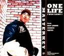 ONE LIFE(WON LIGHT)/CDシングル(12cm)/LECD-30001