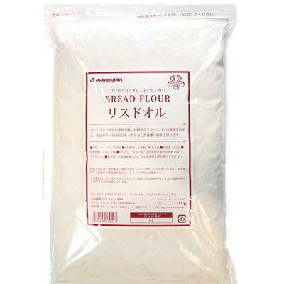 日清製粉 フランスパン用小麦粉 リスドオル 小麦粉 準強力粉 2.5kg