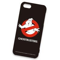 ゴーストバスターズ - Jacket for iPhone 5 ロゴ ソフトタイプ ブリスターダイレクト