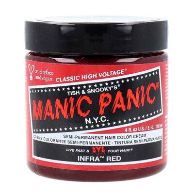 MANIC PANIC マニックパニック ヘアカラー インフラレッド