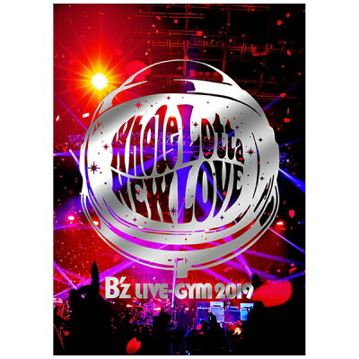 B'z LIVE-GYM 2019 -Whole Lotta NEW LOVE-/Blu-ray Disc/BMXV-5038