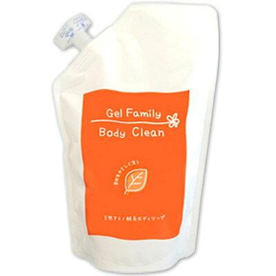 パイナチュラル ボトルタイプ500ml 弱酸性・ノンシリコンの無添加・天然アミノ酸ボディーシャンプー。お肌にやさしい自然派の低刺激処方で赤ちゃんにも安心。アロマオレンジの香り