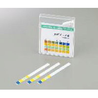 アズワン pH試験紙 9.0 スティックNCGK0711731-1267-05