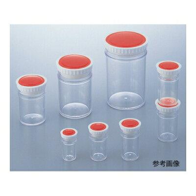 アズワン PSサンプル管瓶 PS-10橙 PS-10
