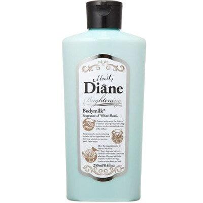 モイスト・ダイアン ボディミルク ブライトニング ホワイトフローラルの香り(250mL)