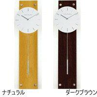 ミニ振り子時計 TF-1180 DB・ダークブラウン 1008462